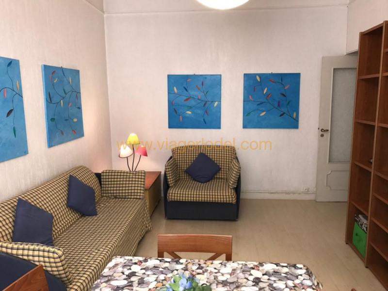 Vendita nell' vitalizio di vita appartamento Nice 35900€ - Fotografia 1