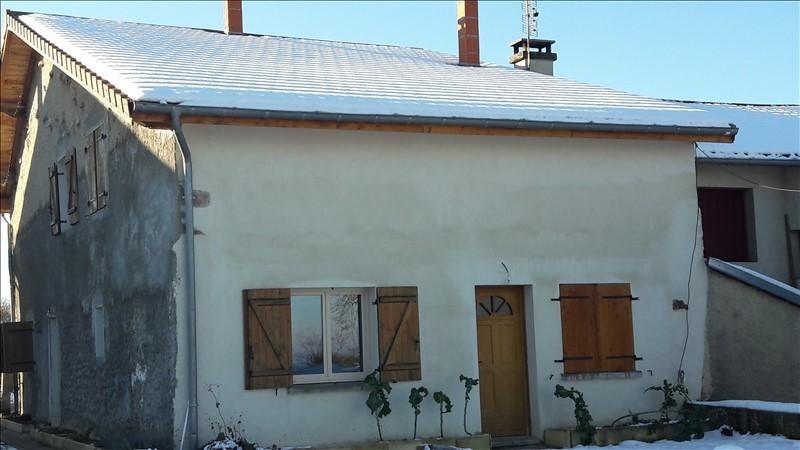 Vente maison / villa Proche st martin du frene 179900€ - Photo 1