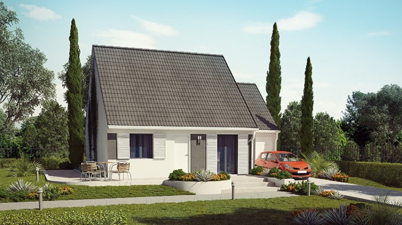 Maison  3 pièces + Terrain 600 m² Notre-Dame-de-Gravenchon par Maison Pierre