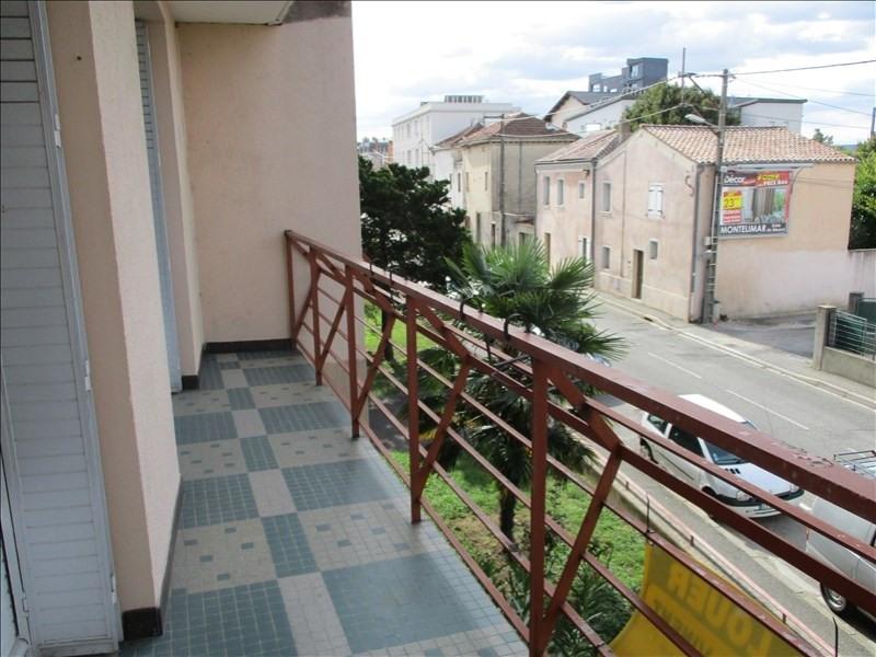 Rental apartment Montelimar 654€ CC - Picture 1