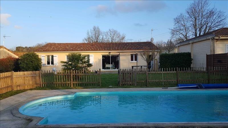 Vente maison / villa Celle levescault 174000€ - Photo 1