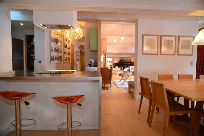 Vente de prestige appartement Chamonix-mont-blanc 2 700 000€ - Photo 5