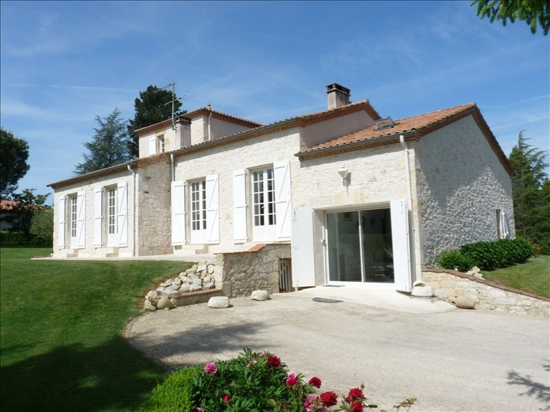 Vente de prestige maison / villa Bon encontre 335000€ - Photo 1
