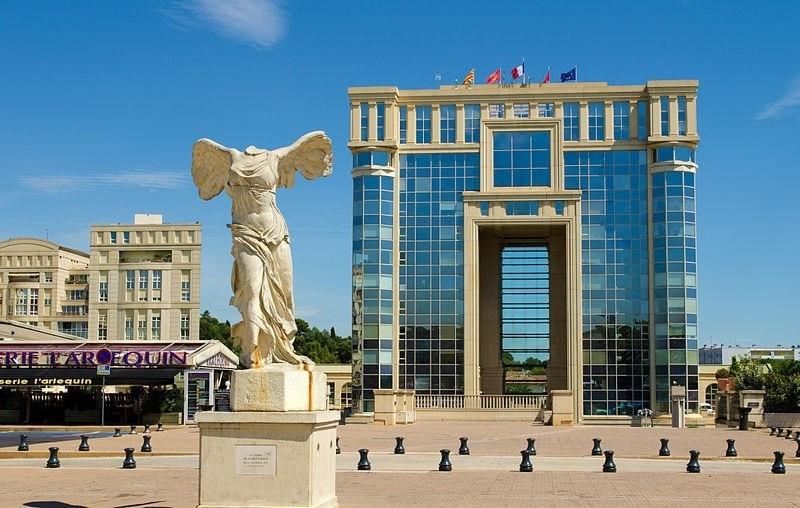 Locação estacionamento Montpellier 80€ CC - Fotografia 1