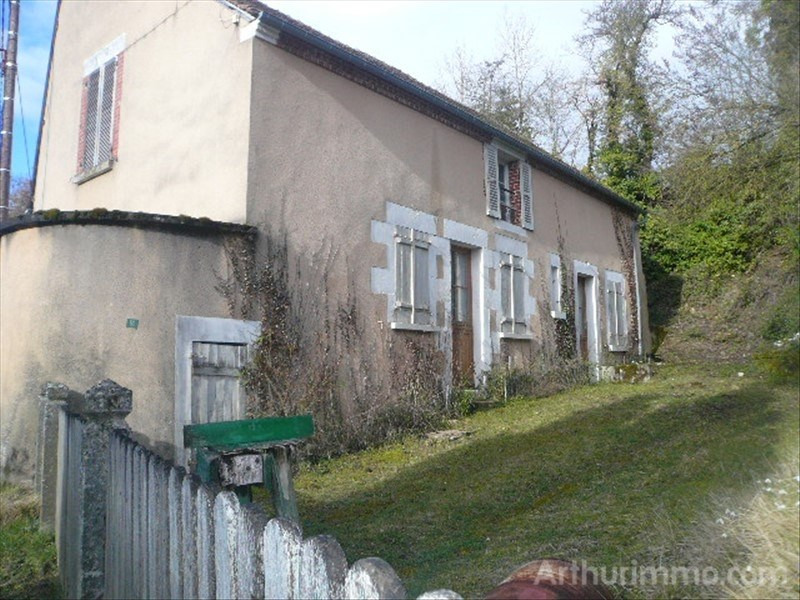 Vente maison / villa Bue 70 600€ - Photo 1