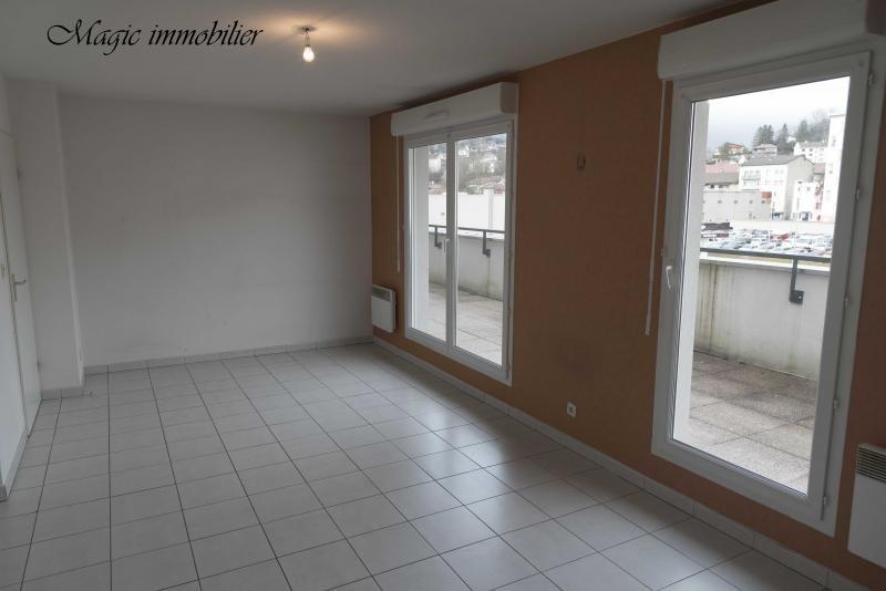 Rental apartment Bellegarde sur valserine 741€ CC - Picture 3
