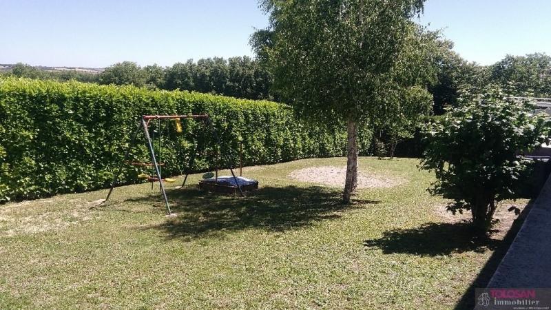 Vente maison / villa Ayguesvives secteur 340000€ - Photo 2