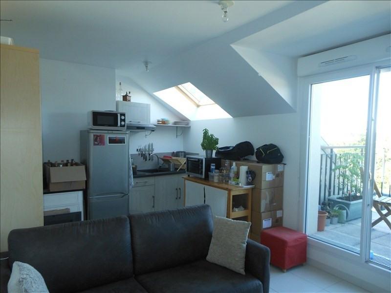 Rental apartment Brie comte robert 515€ CC - Picture 2