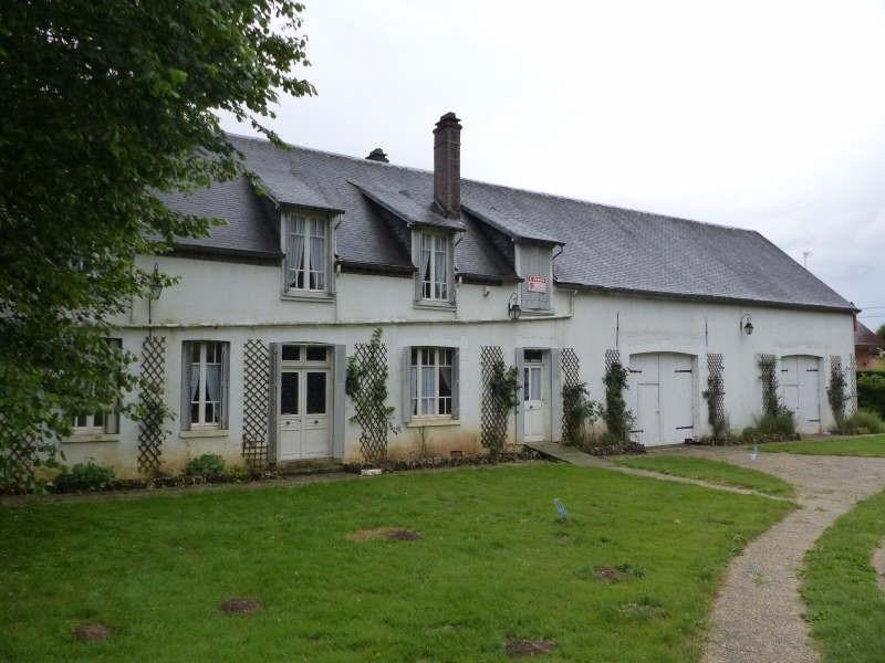Sale house / villa Boeurs en othe 132000€ - Picture 2