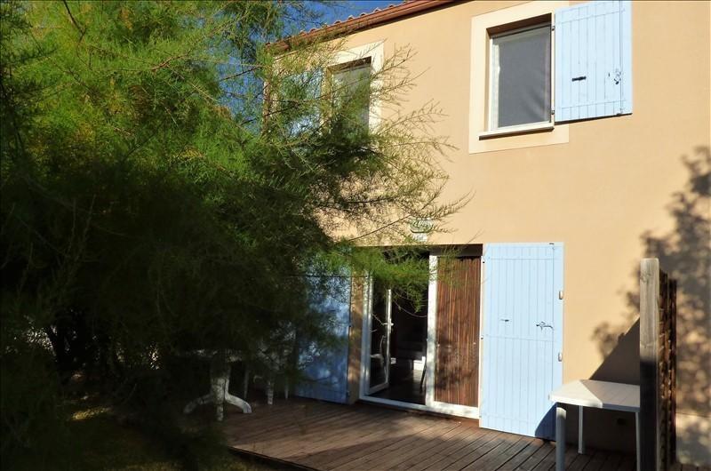 Sale house / villa Aubignan 143000€ - Picture 1