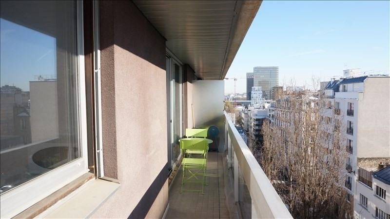 Vente appartement Paris 13ème 303160€ - Photo 2