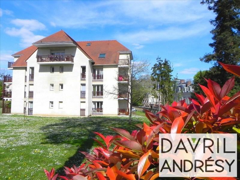 Revenda residencial de prestígio apartamento Andresy 179500€ - Fotografia 5