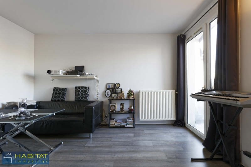 Investment property apartment Bondy 129 000€ - Picture 2
