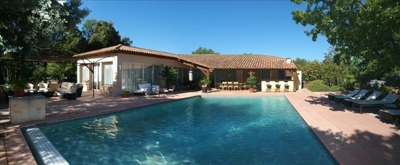 Vente de prestige maison / villa Le cannet des maures 2950000€ - Photo 8