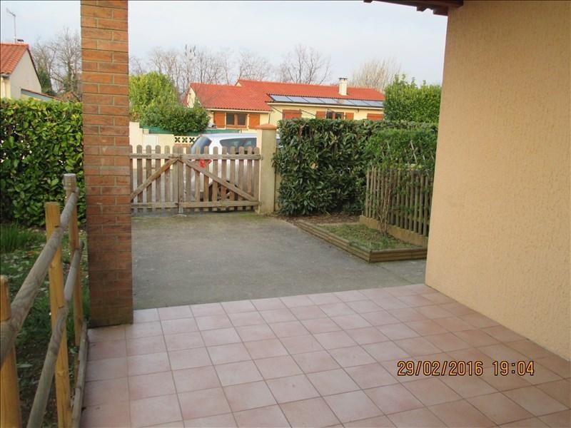 Rental house / villa Labastide st pierre 730€ CC - Picture 4