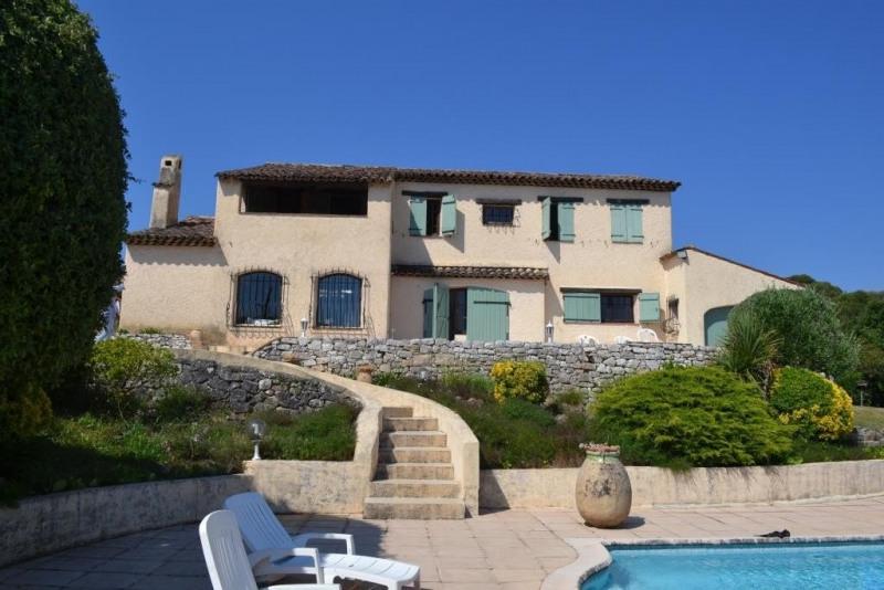 Vente de prestige maison / villa Antibes 1060000€ - Photo 2
