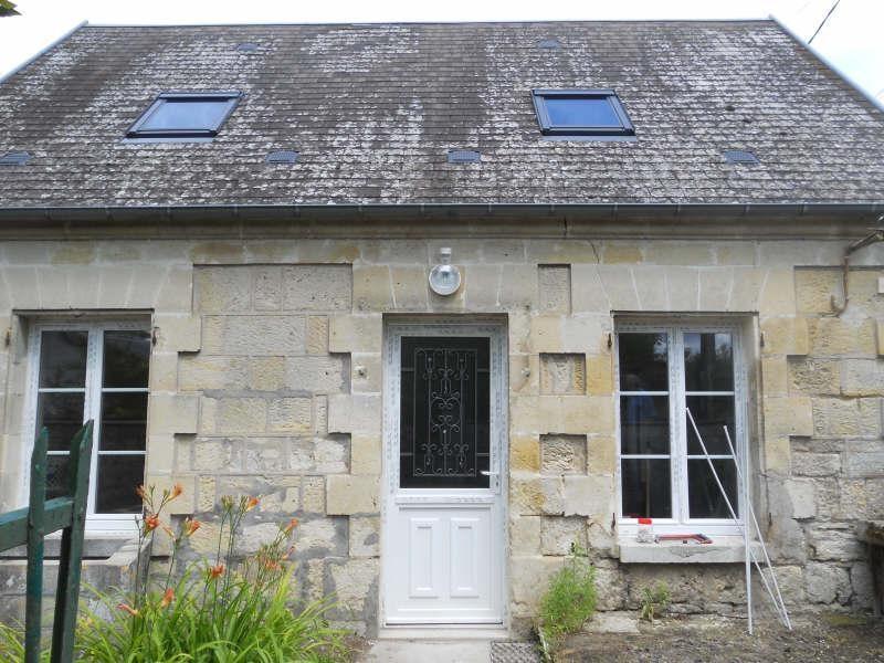 Rental house / villa St pierre aigle 660€ CC - Picture 3