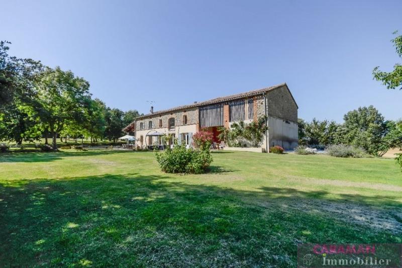 Vente de prestige maison / villa Caraman  secteur 599000€ - Photo 14