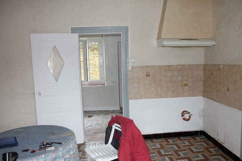 Vente maison / villa Rouessé fontaine 55000€ - Photo 2