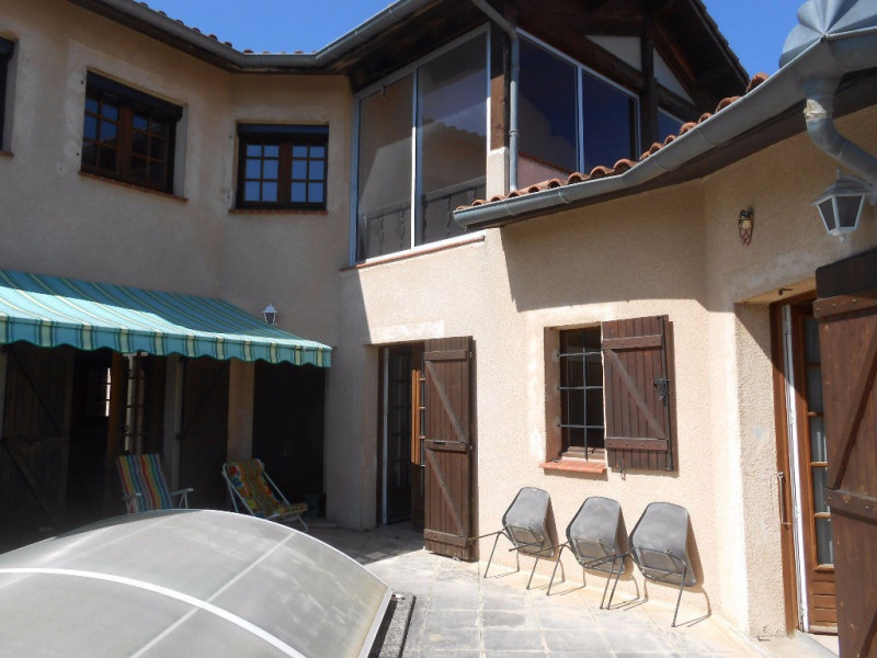Sale house / villa Pibrac 467 000€ - Picture 1