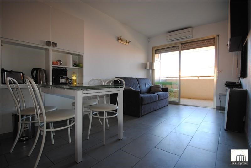 Sale apartment Cannes 210 000€ - Picture 3