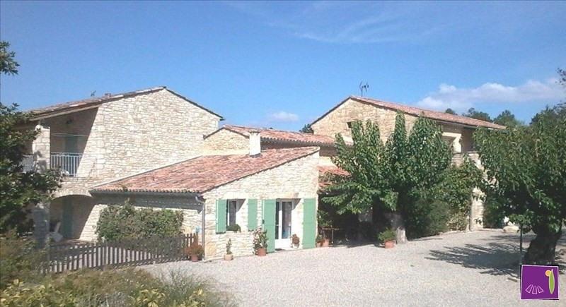 Verkoop van prestige  huis Barjac 798000€ - Foto 10