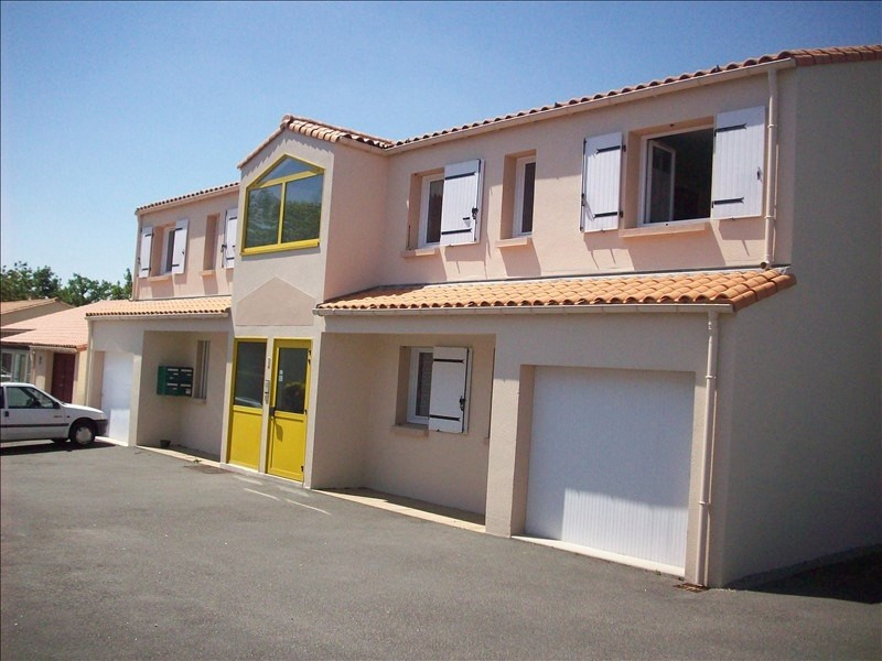 Vente appartement La roche sur yon 118500€ - Photo 1