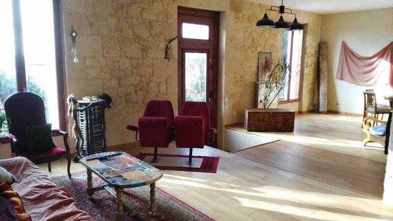 Vente maison / villa St ciers de canesse 348000€ - Photo 2