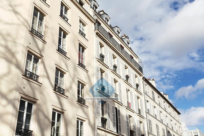 Sale apartment Paris 13ème 490000€ - Picture 1