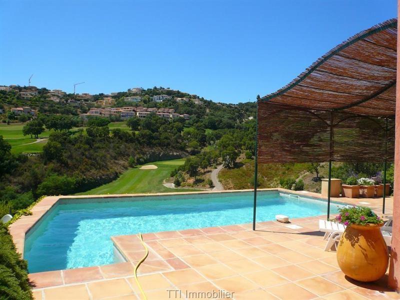 Sale house / villa Sainte maxime 995000€ - Picture 1