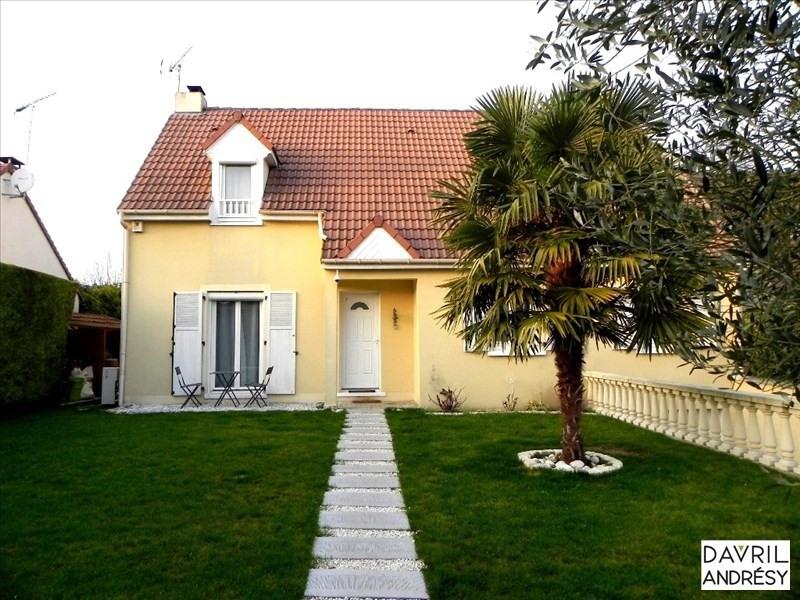 Sale house / villa Maurecourt 555000€ - Picture 1