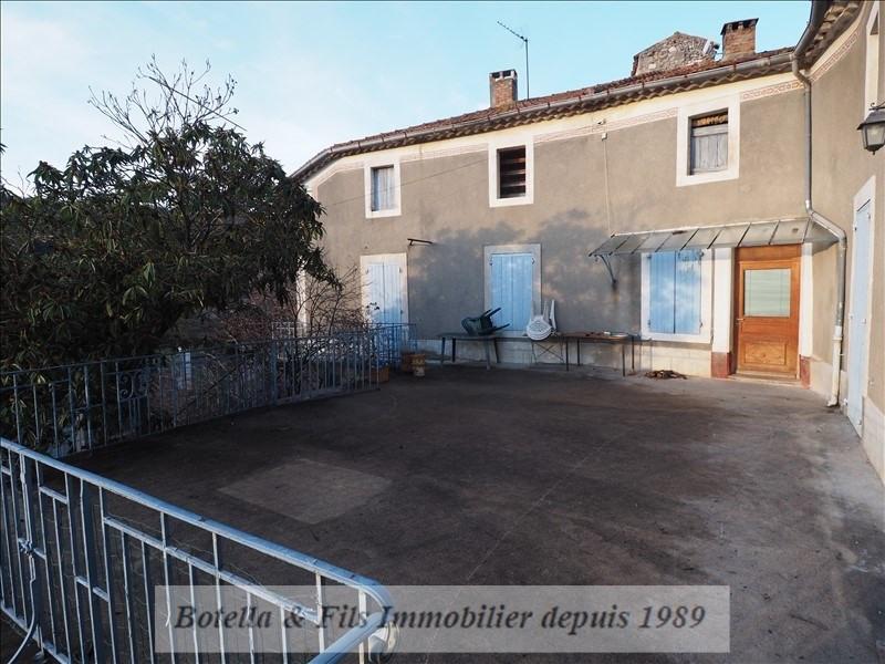 Vente maison / villa Goudargues 266000€ - Photo 8