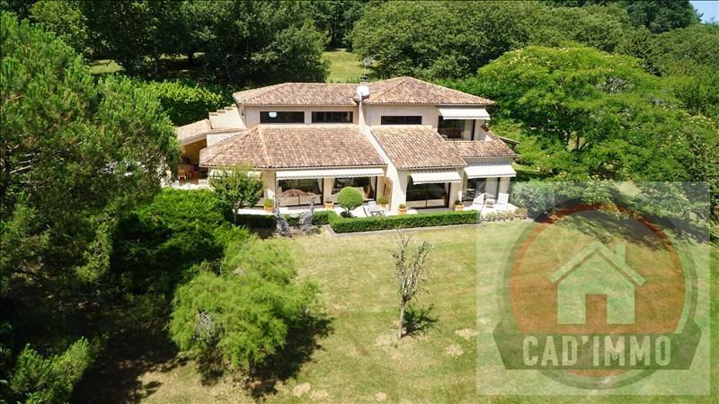 Deluxe sale house / villa Lamonzie montastruc 685000€ - Picture 1
