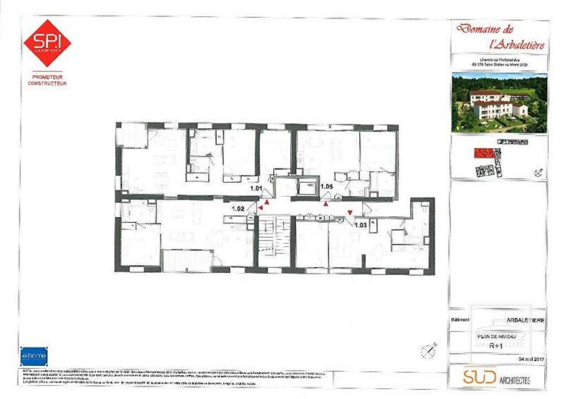 Sale apartment Lyon 9ème 410000€ - Picture 3