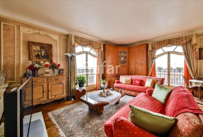 Vente de prestige appartement Paris 16ème 2200000€ - Photo 3