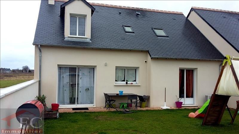 Rental house / villa Chateau renault 757€ CC - Picture 1