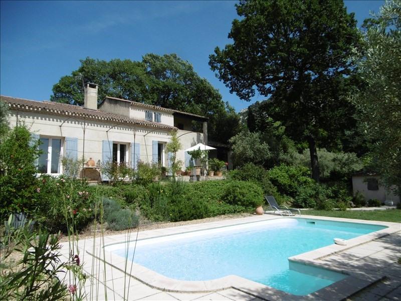 Vente maison / villa Robion 499000€ - Photo 1