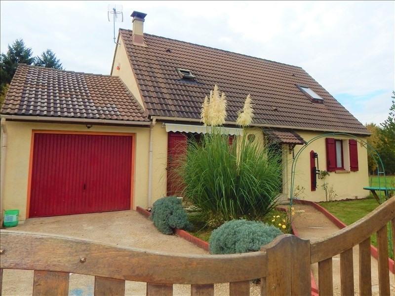 Sale house / villa Thorigny sur oreuse 165850€ - Picture 1