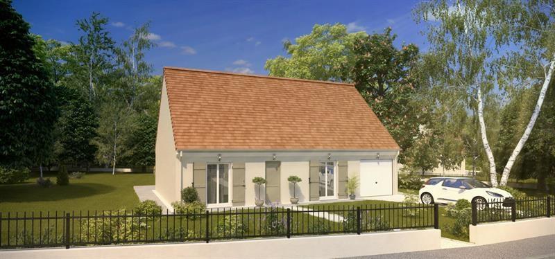 """Modèle de maison  """"Sagesse 3.082 GI CA"""" à partir de 4 pièces Val-d'Oise par A&A CONSEIL"""