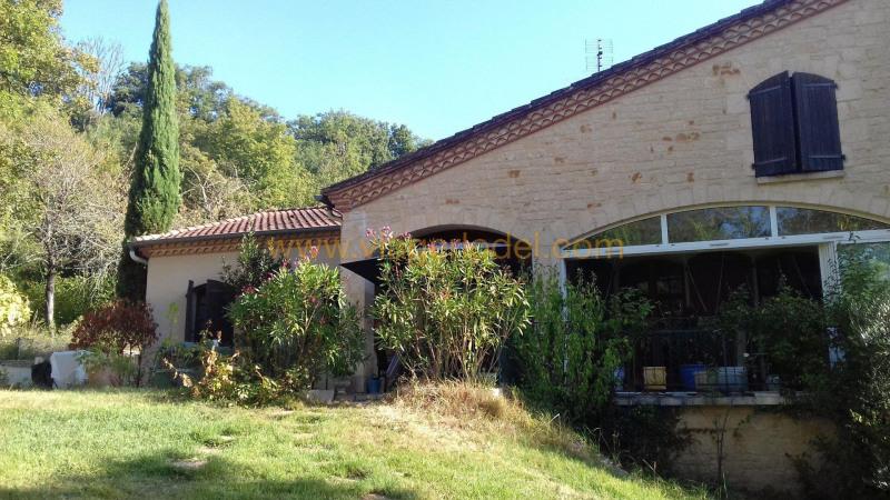 Vendita nell' vitalizio di vita casa Foulayronnes 225000€ - Fotografia 4