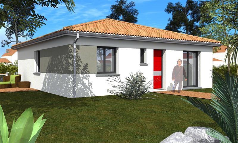 Maison  4 pièces + Terrain 418 m² Saint Quentin de Baron (33750) par TANAIS HABITAT