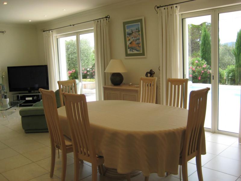 Vente de prestige maison / villa Bagnols en forêt 680000€ - Photo 14