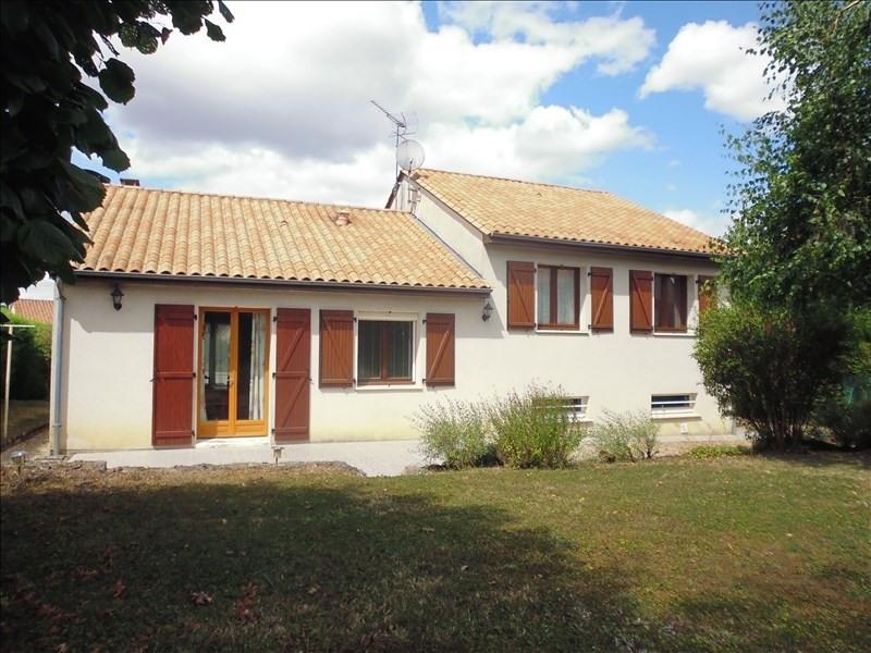 Vente maison / villa Nouaille maupertuis 178000€ - Photo 1