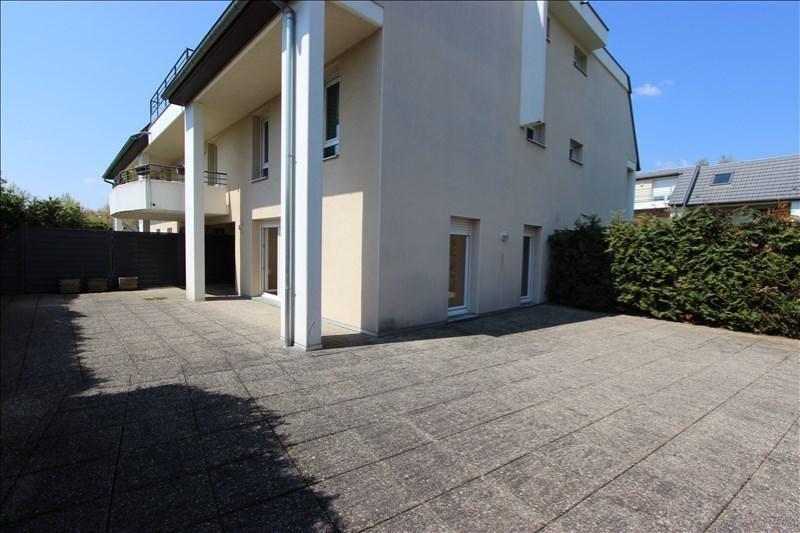 Location appartement Strasbourg 750€ CC - Photo 1