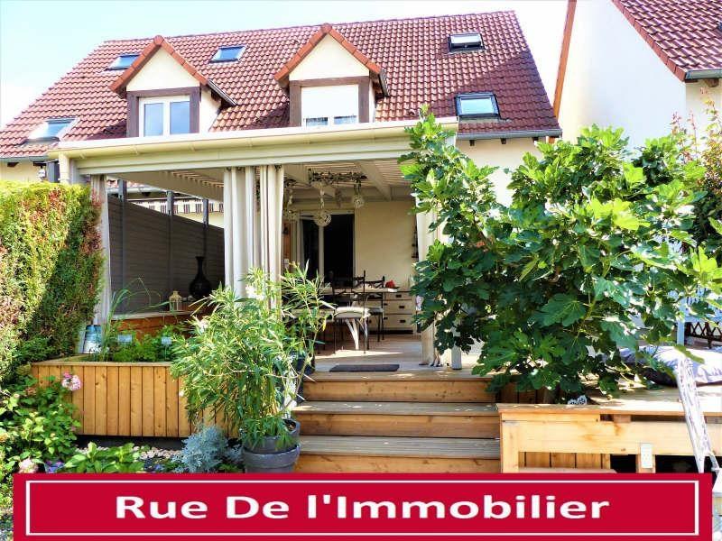 Sale house / villa Herrlisheim 296500€ - Picture 2