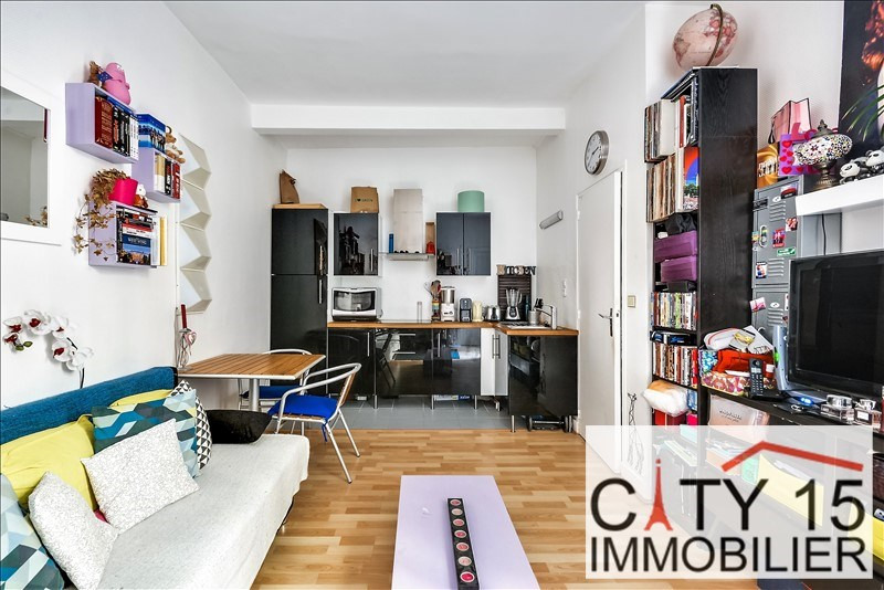 Verkauf wohnung Paris 13ème 315000€ - Fotografie 1