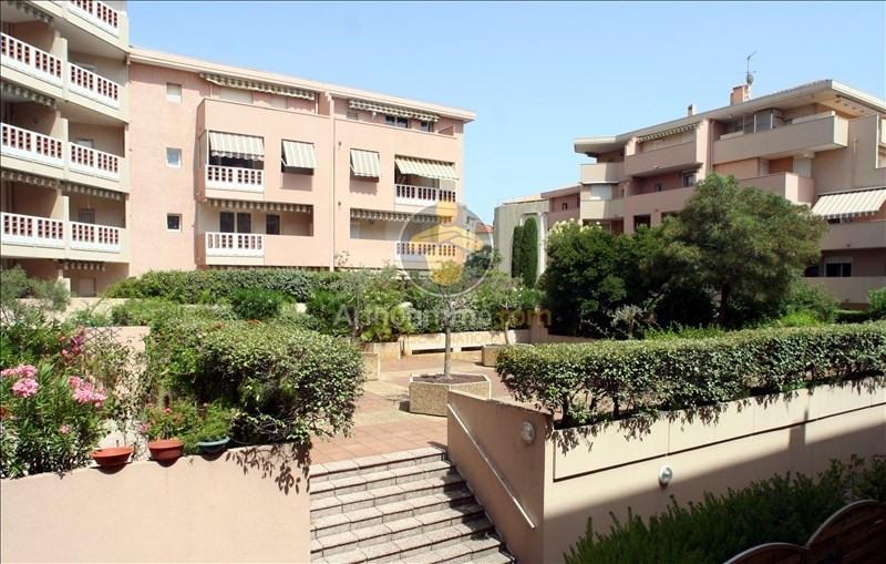 Sale apartment Sainte maxime 145000€ - Picture 1