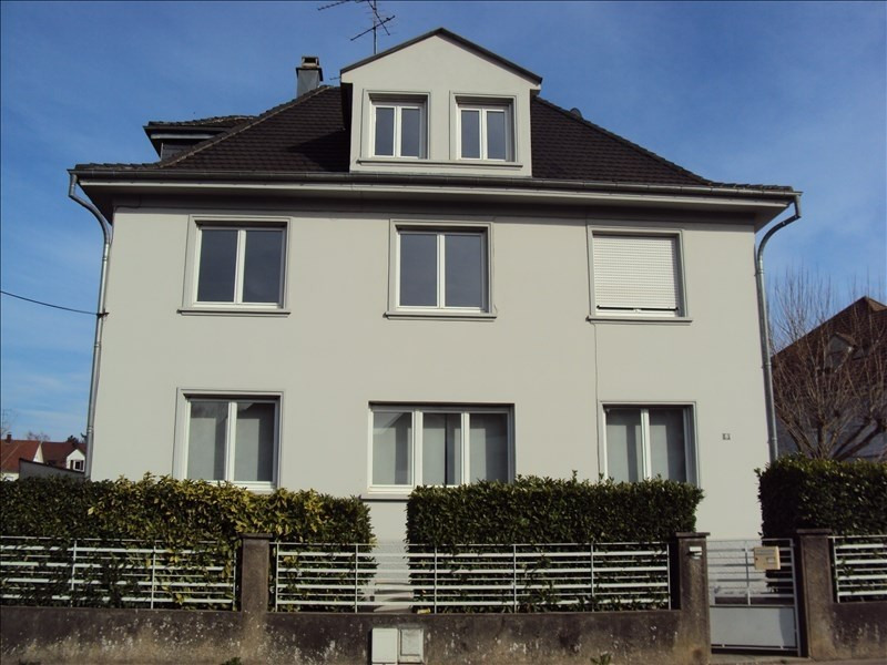 Vente appartement Riedisheim 141 000€ - Photo 1