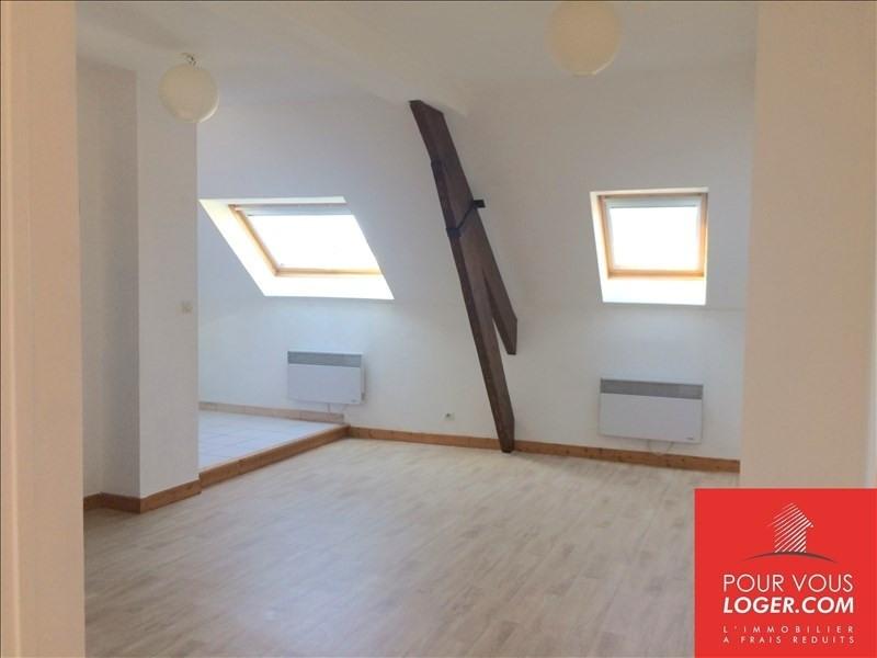 Rental apartment Boulogne sur mer 385€ CC - Picture 1