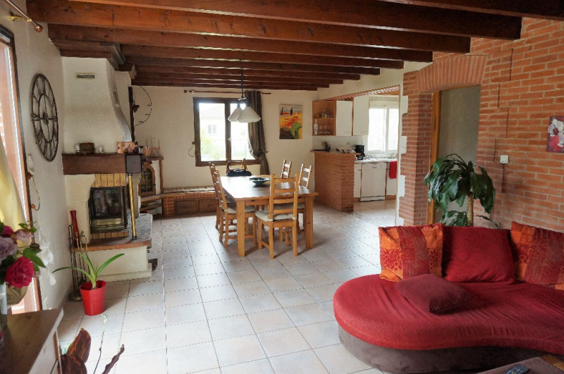 Vente maison / villa La salvetat saint gilles 339 000€ - Photo 6